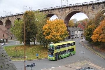 North Road bus