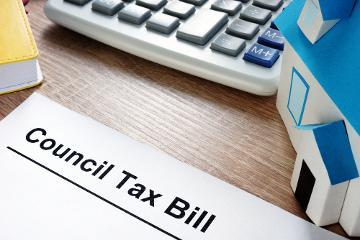 Pay for your council tax