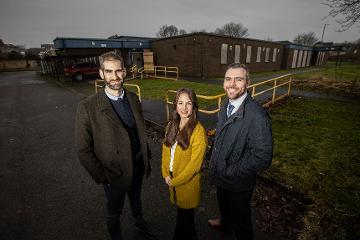 Irish dance and enterprise to transform empty building