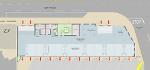 Durham Bus Station Ground floor plan