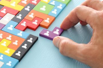 Table top Tetris