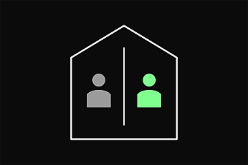 Household isolation