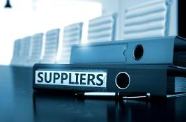 Information for our suppliers