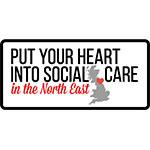 Put Your Heart into Social Care in the North East logo