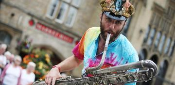 Durham's Brass festival moves online
