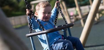 Park play areas re-opening information