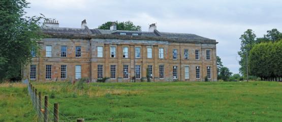 Durham History Centre - image of the original building