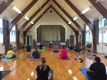 Coundon and Leeholme Community Centre Yoga Class