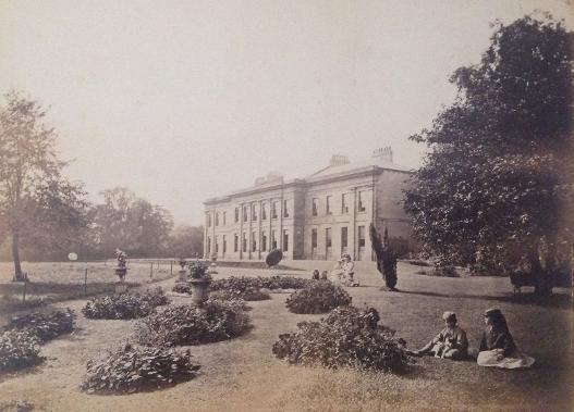 Mount Oswald late 1860s - courtesy of Anthony Oswald Noel Wilkinson