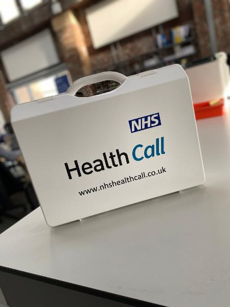 Health Call Digital Care Home
