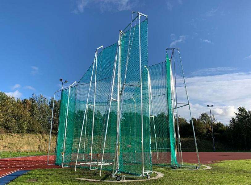 shildon throw cage