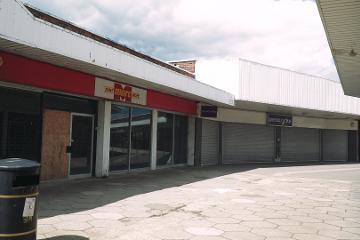 Demolition work starts on former shopping centre site