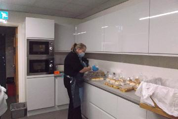 New kitchen helping to cook up meals for residents in need