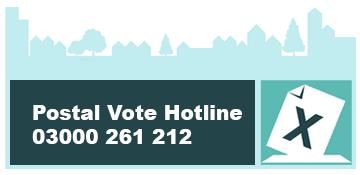 Postal Vote Hotline