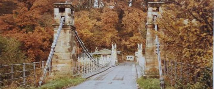 Whorlton Bridge history
