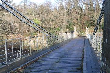 Whorlton Bridge programme
