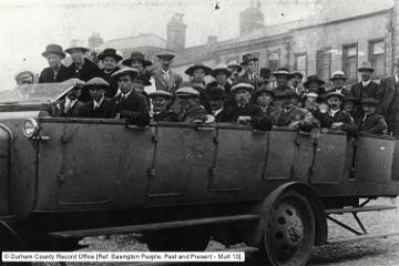 Durham County Record Office - Easington people