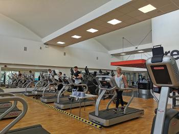 Freeman's Quay gym