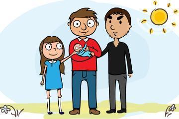 Conflict parents together