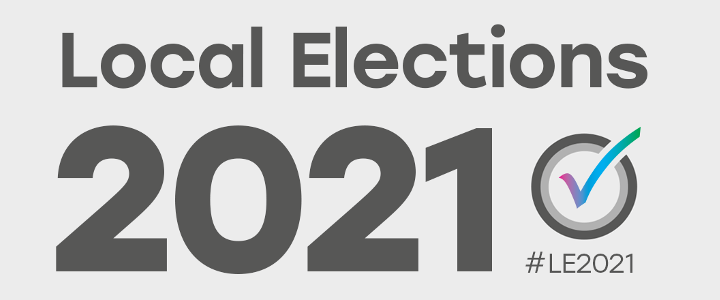 Elections 2021 - mobile version