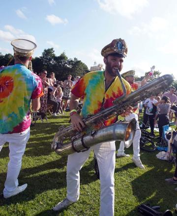 Durham2025 - image of BRASS musician