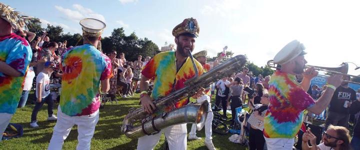 Durham2025 - image of BRASS musician - mobile version