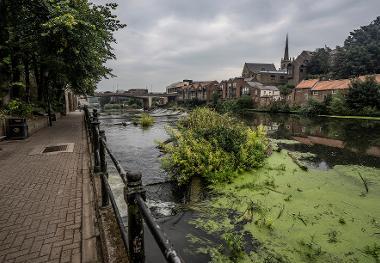 River Wear maintenance 2