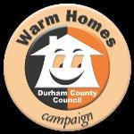 Warm Homes Campaign Logo
