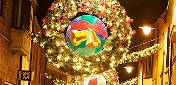 Christmas Shopping in Durham