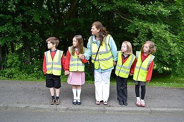 Child Pedestrian Training