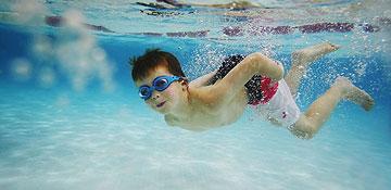 Half Term Swimming